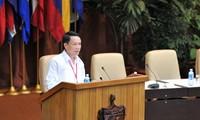 Kuba dan Presiden Fidel Castro merupakan sebutan-sebutan yang suci dalam hati setiap orang Vietnam