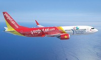 Vietjet akan membuka lini penerbangan ke Jepang, Australia dan India