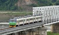 Republik Korea dan RDRK bersama-sama memeriksa jaringan kereta api di sebelah Barat Semenanjung Korea