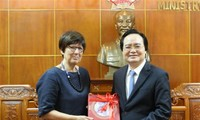 Belgia meneruskan aktivitas-aktivitas kerjasama dengan Vietnam tentang pendidikan dan pelatihan