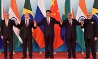 Pembukaan KTT BRICS di Afrika Selatan
