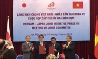 Mengawali tahap VII Gagasan Bersama Vietnam-Jepang