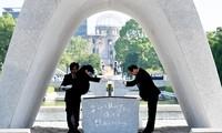 Peringatan ultah ke-73 Hari AS menjatuhkan bom atom di Kota Hiroshima