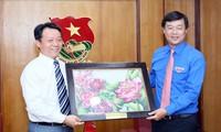 Mendorong kerjasama kaum pemuda dua negeri Vietnam-Tiongkok