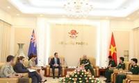 Konsultasi kerjasama pertahanan Vietnam-Australia yang ke-12 membahas banyak isi kerjasama