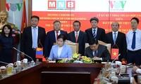 Permufakatan kerjasama antara VOV dan MNB – membuka era baru dalam kerjasama dua radio