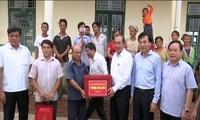 Deputi Harian PM Vietnam, Truong Hoa Binh melakukan kunjungan kerja di Provinsi Dien Bien