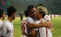 Sepak bola Vietnam untuk pertama kalinya lolos masuk ke babak setengah final