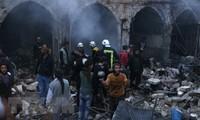 Inggris, AS, Jerman dan Turki membahas situasi Suriah