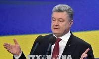 Ukraina menyiapkan prosedur menghentikan efektivitas Traktat Persahabatan dengan Rusia
