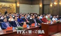 Upacara memperingati ultah ke-45 Hari penggalangan hubungan diplomatik Vietnam-Singapura
