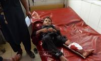 Korban dalam serangan bom bunuh diri di Afghanistan melampaui jauh  lebih dari 230 orang