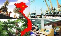 Vietnam berada dalam kelompok yang mencapai pertumbuhan paling cepat pada waktu yang paling singkat
