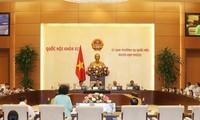 Komite Tetap MN Vietnam memberikan pendapat terhadap pelaksanaan Resolusi 76 tentang target mengurangi kemiskinan sampai tahun 2020