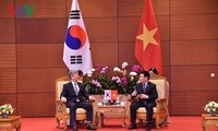 Badan Pemeriksa Keuangan Negara Vietnam dan Republik Korea berbagi pengalaman dan bertukar peluang kerjasama