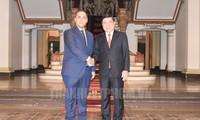 Kota Ho Chi Minh dan Republik Bulgaria mendorong kerjasama ekonomi