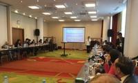"""Lokakarya internasional """"Situasi di Laut Timur – Langkah-langkah memecahkan sengketa secara implementatif"""