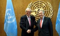 UN, AU dan PBB berkomitmen mendorong multilateralisme