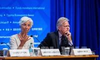 IMF memperingatkan konfrontasi dagang akan membuat prospek pertumbuhan ekonomi global menjadi redup