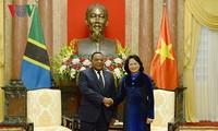 Tanzania merupakan salah satu di antara mitra-mitra prioritas bagi Vietnam di Afrika