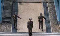 Konferensi trilateral yang pertama antara Republik Korea, RDRK dan Markas Komando PBB