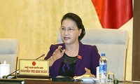 Melanjutkan persidangan ke-28 Komite Tetap MN Vietnam