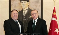 AS mempertimbangkan penghapusan sanksi terhadap Turki