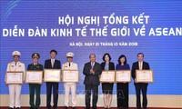 Forum Ekonomi Dunia ASEAN: Selar Vietnam di gelanggang internasional