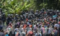 """AS membuat rencana membangun """"kota sementara"""" bagi kaum migran"""