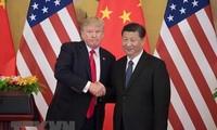 Pimpinan AS dan Tiongkok melakukan pembicaraan telepon tentang perdagangan