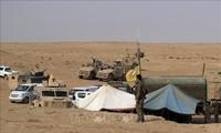 IS meningkatkan serangan di daerah-daerah di Suriah