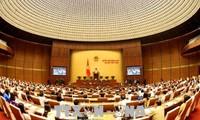MN membahas RUU mengenai Pendidikan Tinggi dan RUU mengenai Pasukan Keamanan Publik Rakyat