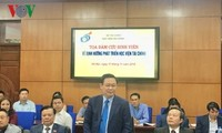 Deputi PM Vietnam, Vuong Dinh Hue meminta kepada Akademi Keuangan supaya membentuk jaringan gagasan keuangan