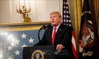 Presiden AS membuka kemungkinan tidak mengenakan lagi tarif terhadap barang Tiongkok