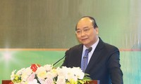 PM Nguyen Xuan Phuc: mengubah pola fikir agraris semata-mata menjadi ekonomi pertanian dan melakukan  integrasi yang intensif dan ekstensif