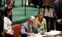 PBB mencela negara-negara yang telah menarik diri  dari Permufakatan Global tentang migrasi
