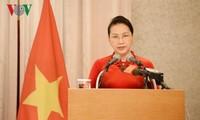 Aktivitas-aktivitas Ketua MN Vietnam, Ibu Nguyen Thi Kim Ngan di Republik Korea