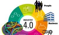 Mahasiswa Vietnam dan internasional mengusulkan solusi mengembangkan sumber daya manusia pada Revolusi Industri 4.0