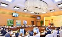 Pembukaan persidangan ke-29 Komite Tetap MN Vietnam