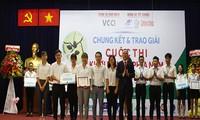 Enam Besar  proyek lolos masuk babak final dalam Kontes Start-up Nasional 2018