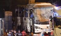 Menyelesaikan prosedur untuk memulangkan 3 jasad korban serangan teror di Mesir ke Tanah Air