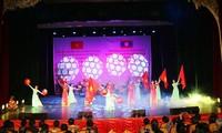 Kesenian memupuk tradisi hubungan persahabatan yang istimewa antara Vietnam-Laos