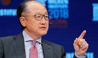 Presiden Bank Dunia, Jim Yong Kim menyatakan lengser