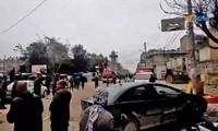 Serangan bom bunuh diri menimbulkan banyak korban di Suriah Utara