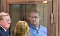 Pengadilan Rusia menonak surat tahanan luar dari warga negara AS