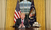 Presiden AS, Donald Trump memberikan penilaian positif tentang penandatanganan permufatakan dengan RDRK dan Tiongkok