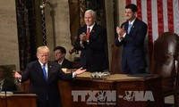 Reaksi yang bertentangan tentang Pesan federal Presiden Donald Trump
