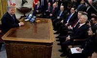 Presiden AS berharap akan cepat menandatangani permufakatan perdagangan dengan Tiongkok