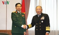 Kerjasama pertahanan Vietnam-Jepang semakin diperluas
