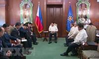 Sidang Komite Gabungan tentang Kerjasama bilateral Vietnam-Filipina